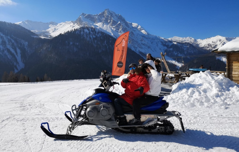 MONTE RUKE - BEINTE        tour sospeso per scarsità di neve
